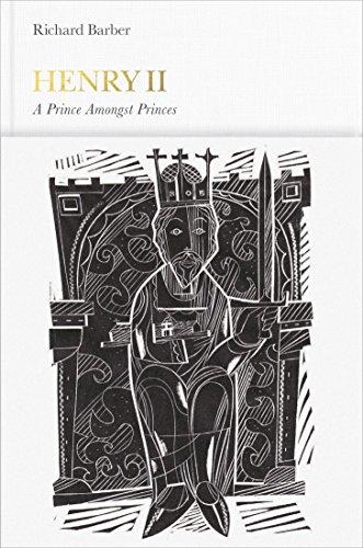 9780141977089: Henry II: A Prince Among Princes (Penguin Monarchs)