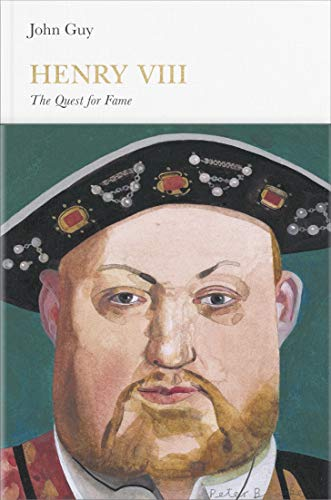 9780141977126: Henry VIII (Penguin Monarchs): The Quest for Fame