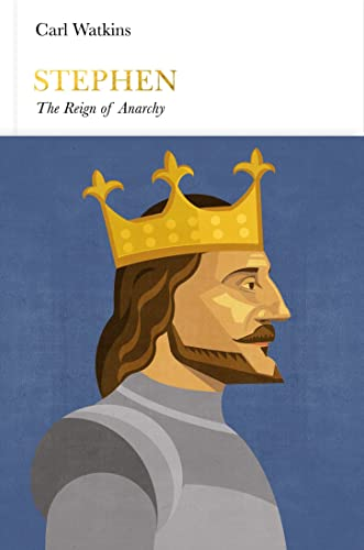 9780141977140: Stephen (Penguin Monarchs): The Reign of Anarchy