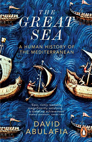 9780141977164: The Great Sea: A Human History Of The Mediterranean