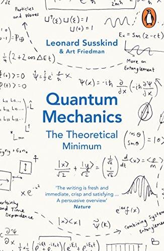 9780141977812: Quantum Mechanics: The Theoretical Minimum