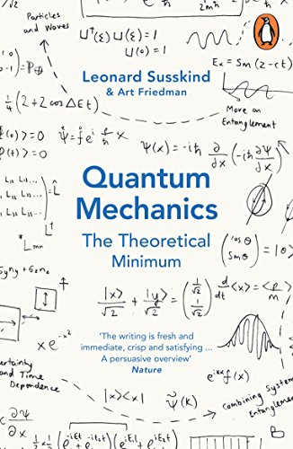 9780141977812: Quantum Mechanics: The Theoretical Minimum