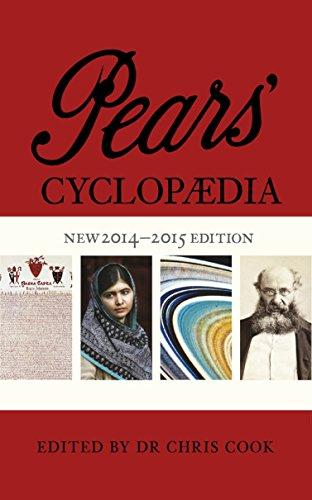9780141978185: Pears' Cyclopaedia 2014-2015