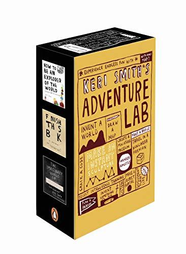 9780141978352: Do Not Open This Box: Keri Smith Deluxe Boxed Set