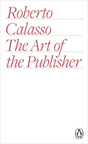 9780141978482: The Art of the Publisher