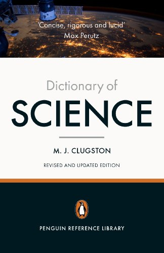 Penguin Dictionary of Science: Clugston, Mike