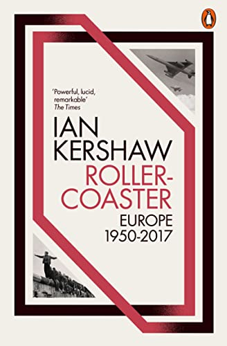 9780141980447: Roller-Coaster: Europe, 1950-2017