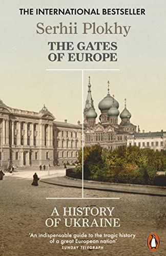 9780141980614: The Gates of Europe: A History of Ukraine