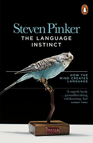 9780141980775: The Language Instinct: How the Mind Creates Language