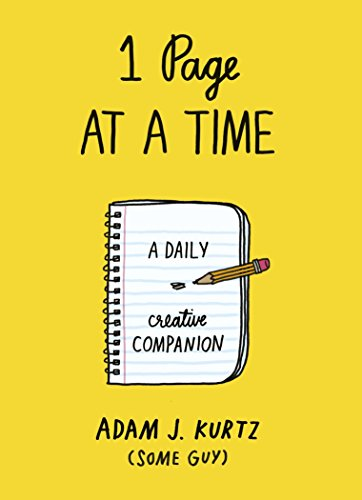 9780141981024: 1 Page at a Time: A Daily Creative Companion