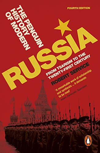 9780141981543: The Penguin History of Modern Russia: From Tsarism to the Twenty-first Century