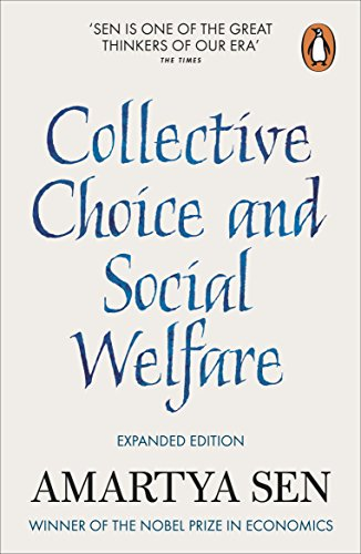 9780141982502: Collective Choice and Social Welfare: Expanded Edition