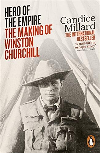 9780141984193: Hero of the Empire: The Making of Winston Churchill