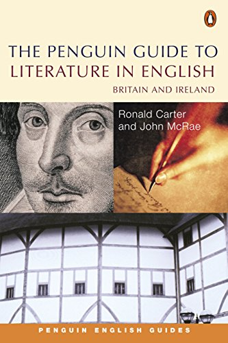9780141985169: The Penguin Guide to Literature in English: Britain And Ireland