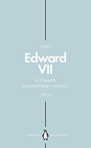 9780141988719: Edward VII (Penguin Monarchs): The Cosmopolitan King