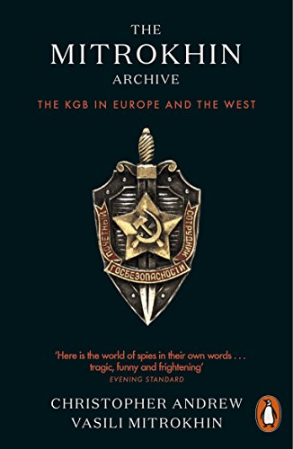 9780141989488: The Mitrokhin Archive: The KGB in Europe and the West