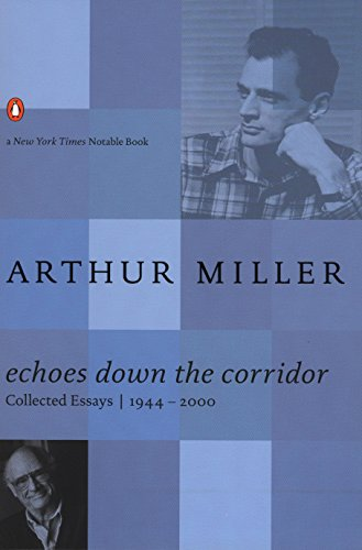 9780142000052: Echoes Down the Corridor: Collected Essays, 1944-2000