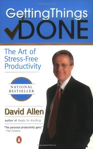 9780142000281: Getting Things Done: The Art of Stress-Free Productivity