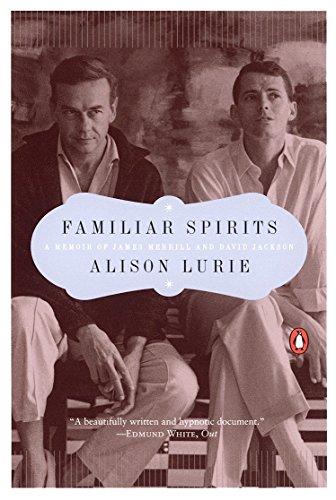 9780142000458: Familiar Spirits: A Memoir of James Merrill and David Jackson