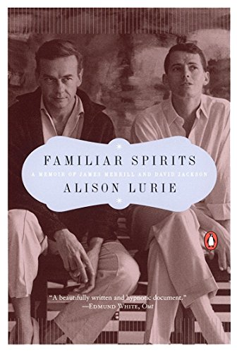 9780142000458: Familiar Spirits: A Memoir of James Merrill and David Jackson