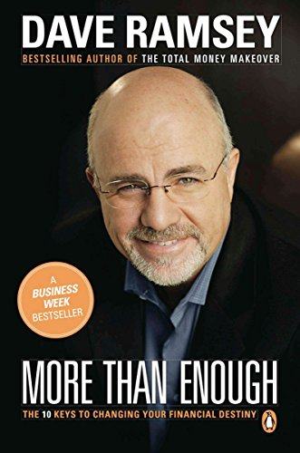 9780142000472: More than Enough: The Ten Keys to Changing Your Financial Destiny