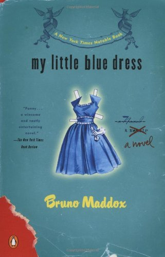 9780142000489: My Little Blue Dress