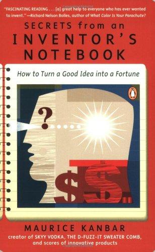 9780142000564: Secrets from an Inventor's Notebook