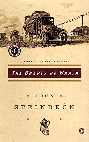 9780142000663: The Grapes of Wrath: John Steinbeck Centennial Edition (1902-2002)