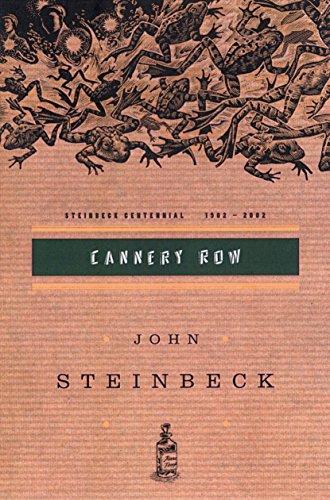 9780142000687: Cannery Row: (Centennial Edition)