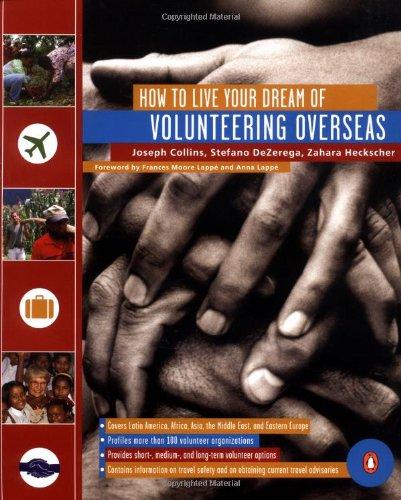 9780142000717: How to Live Your Dream of Volunteering Overseas