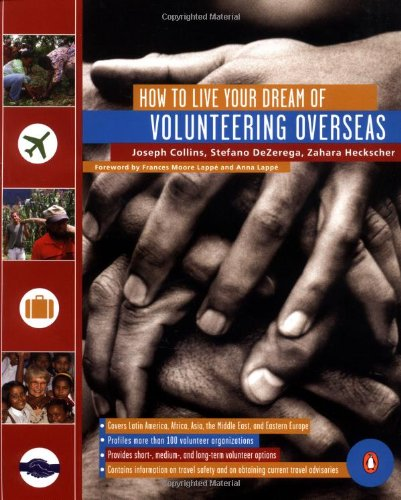 9780142000717: How to Live Your Dream of Volunteering Overseas