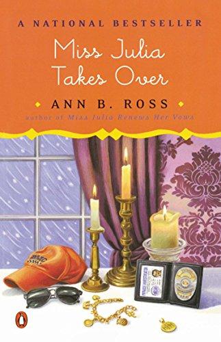 Miss Julia Takes over: Ross, Ann B.