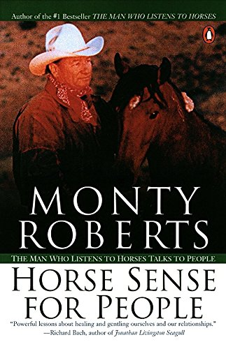 9780142000977: Horse Sense for People: The Man Who Listens to Horses Talks to People