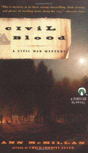 9780142001240: Civil Blood: A Civil War Mystery