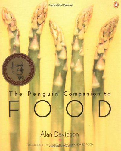 9780142001639: The Penguin Companion to Food