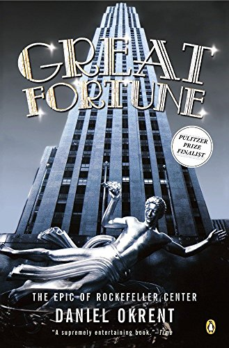 9780142001776: Great Fortune: The Epic of Rockefeller Center