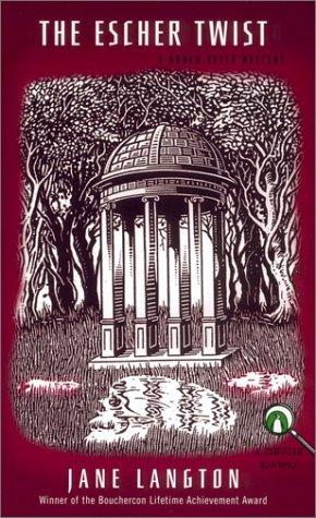 The Escher Twist: A Homer Kelly Mystery: Langton, Jane