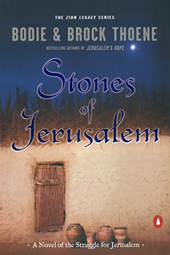 9780142001882: Stones of Jerusalem: A Novel of the Struggle for Jerusalem (The Zion Legacy)