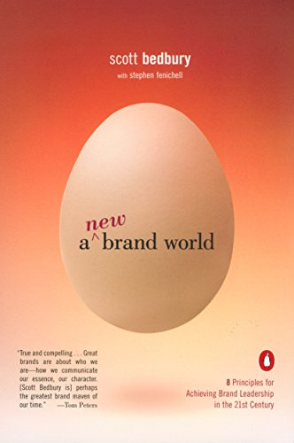 9780142001905: A New Brand World: Eight Principles for Achieving Brand Leadership in the Twenty-First Century