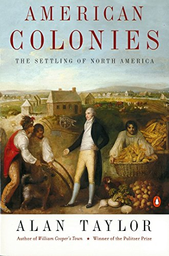 9780142002100: American Colonies: The Settling of North America, Vol. 1