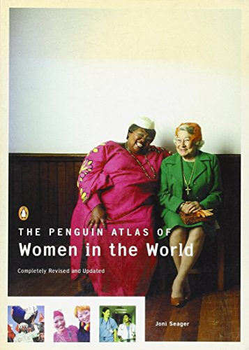 9780142002414: The Penguin Atlas of Women in the World: Completely Revised and Updated (Reference)