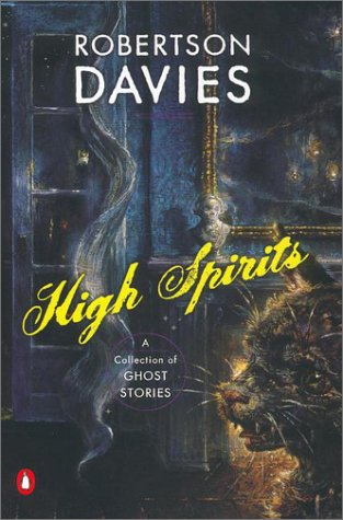 9780142002469: High Spirits: A Collection of Ghost Stories