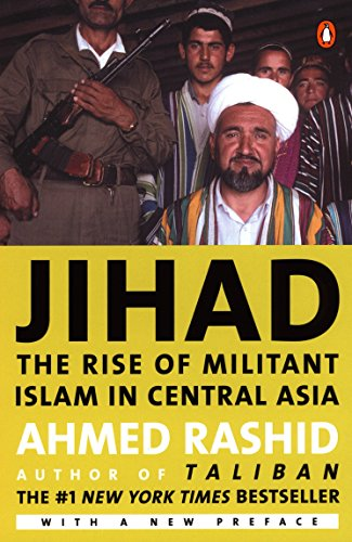 9780142002605: Jihad: The Rise of Militant Islam in Central Asia