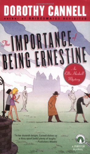 9780142002841: The Importance of Being Ernestine: An Ellie Haskell Mystery