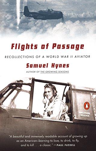 9780142002902: Flights of Passage: Recollections of a World War II Aviator