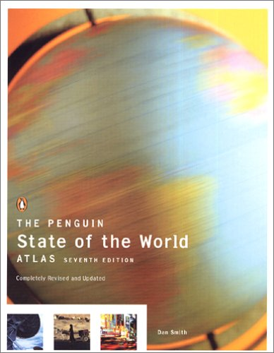 9780142003183: Penguin State of the World Atlas, Seventh Edition