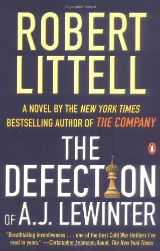 9780142003466: The Defection of A.J. Lewinter