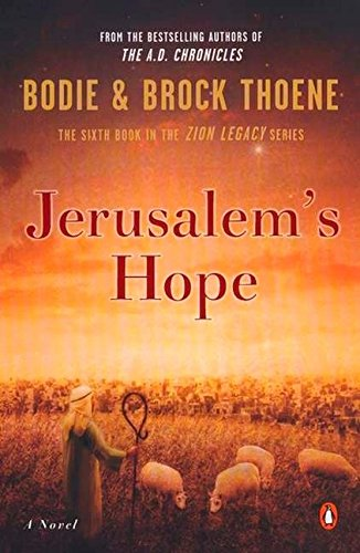 9780142003572: Jerusalem's Hope (Zion Legacy)