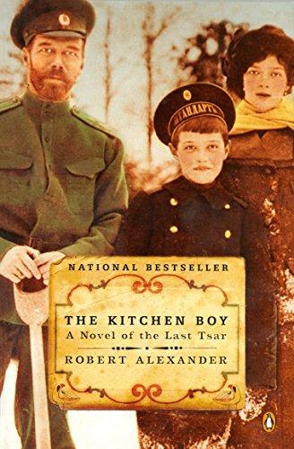 9780142003817: The Kitchen Boy: A Novel of the Last Tsar