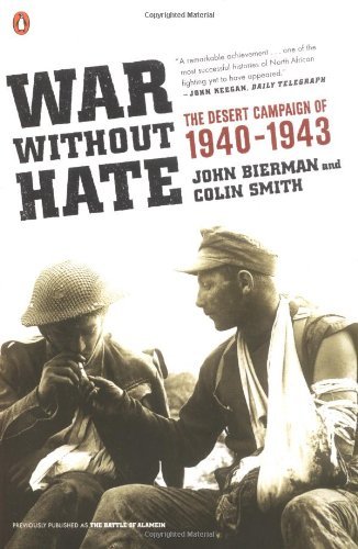 9780142003947: War Without Hate: The Desert Campaign of 1940-43